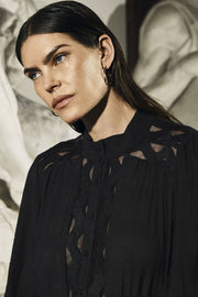 Ultra Dress | Black | Kjole fra Copenhagen Muse