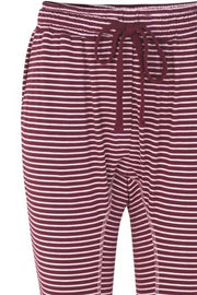 Beds Are Burning | Fig/ Rose small stripes | Pants fra Comfy Copenhagen