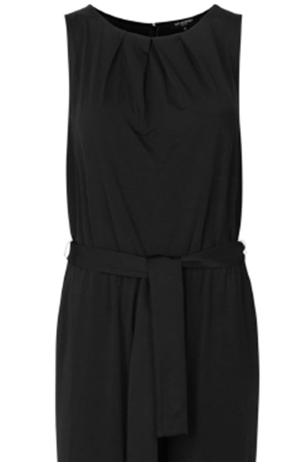 Emma 255 Jumpsuit | Black | Jumpsuit fra ILSE JACOBSEN