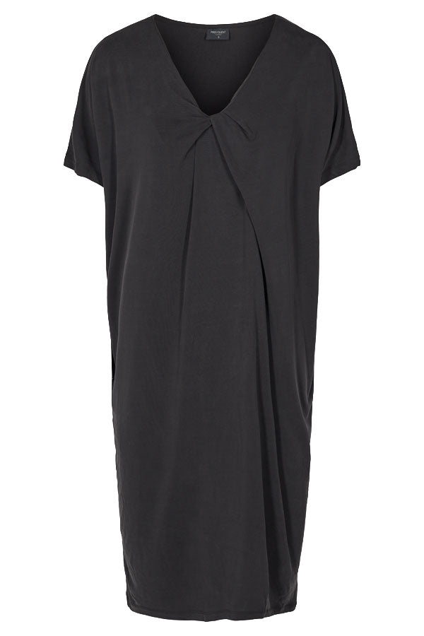 Bat Dress | Black | Kjole fra Freequent