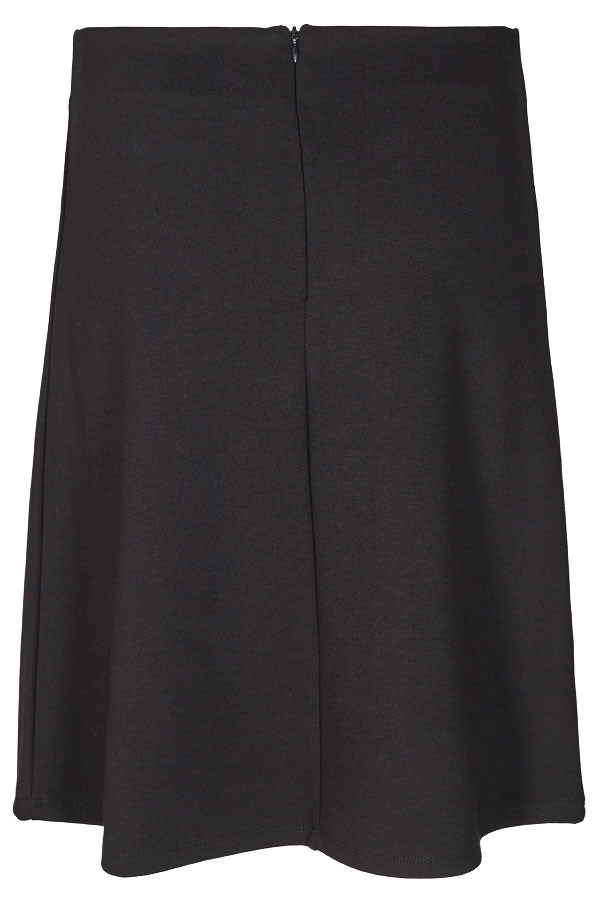 BILLY SKIRT | Sort | Nederdel fra FREEQUENT