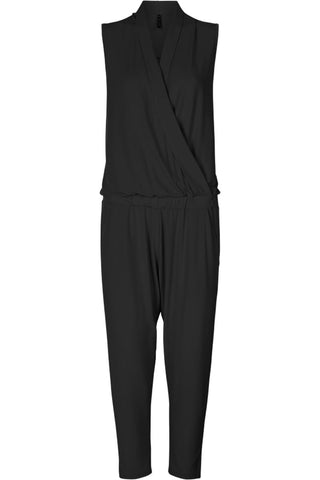 STARKA-3/4-JU | Sort | Jumpsuit fra FREEQUENT