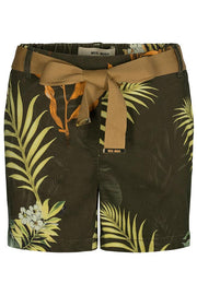 Penton Printed Shorts | Army Flower | Shorts fra Mos Mosh