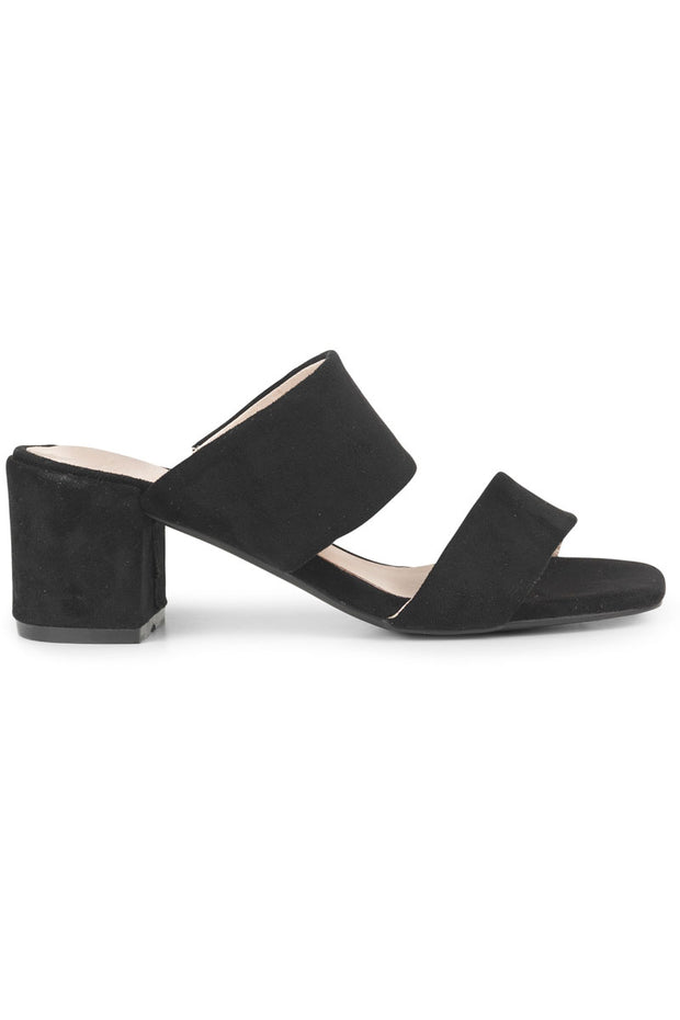 Eva 5075 | Black | Pumps fra Ilse Jacobsen