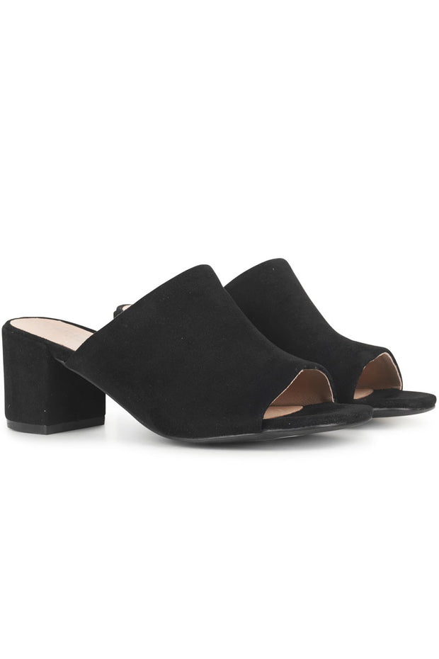 Eva 5175 | Black | Pumps fra Ilse Jacobsen