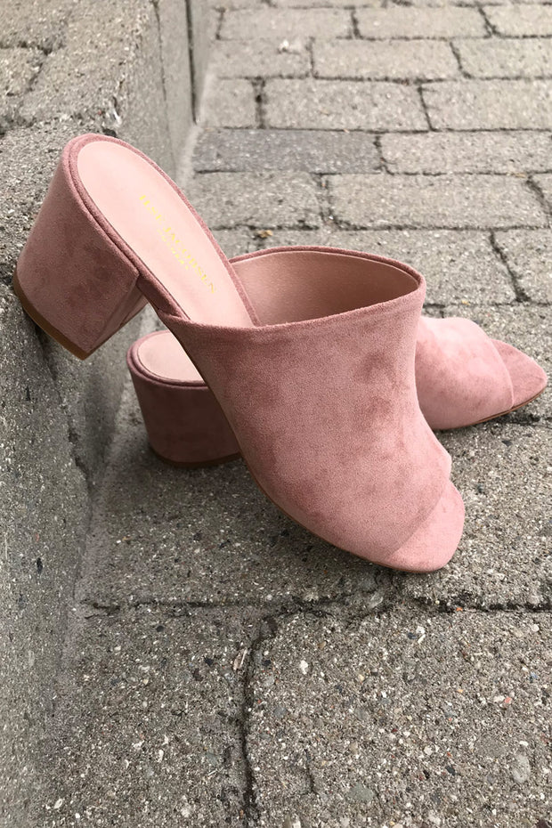 Eva 5175 | Adobe Rose | Pumps fra Ilse Jacobsen