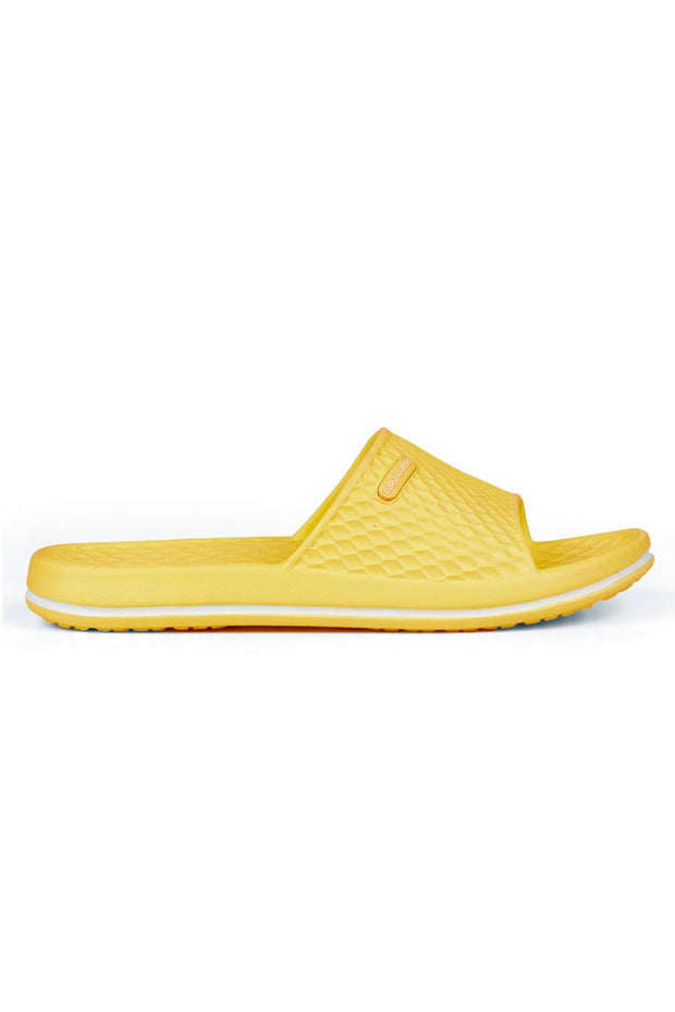 Sira 1090 | Yellow | Slippers fra Ilse Jacobsen