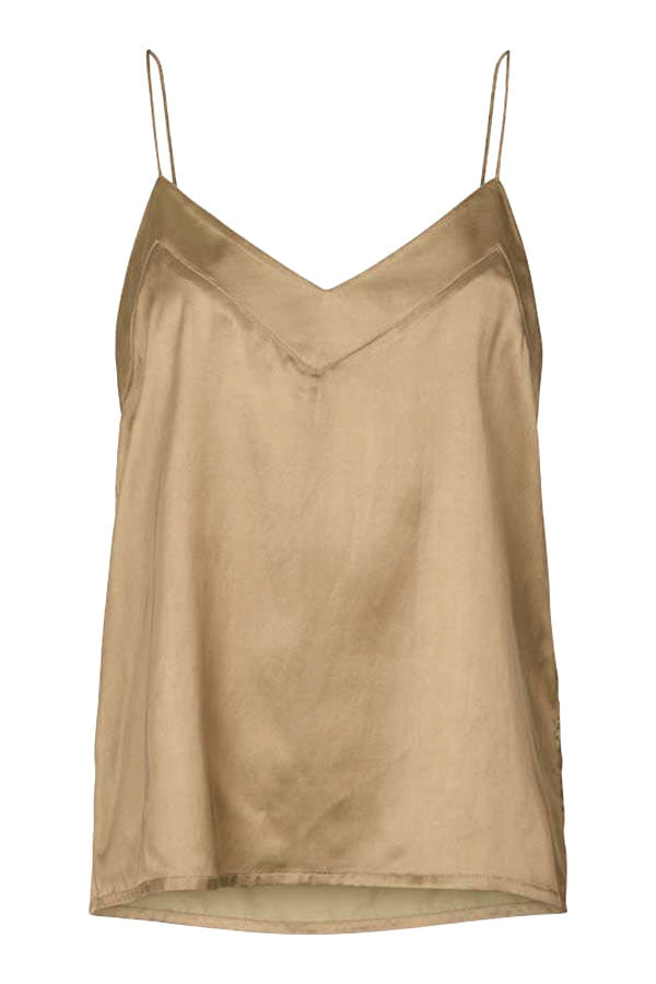 HARBO TOP | Guld | Top fra LOLLYS LAUNDRY