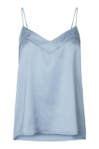 HARBO TOP | Light blue | Top fra LOLLYS LAUNDRY