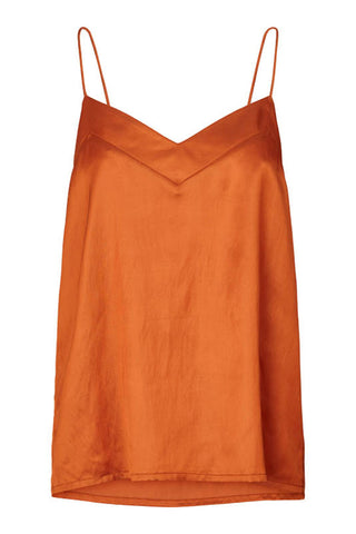 HARBO TOP | Rust | Top fra LOLLYS LAUNDRY