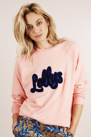 Moby sweat | Baby pink | Sweatshirt fra Lollys Laundry