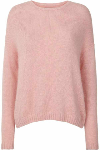 NINA JUMPER | Lyserød | Sweater fra LOLLY'S LAUNDRY