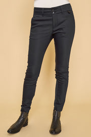 Blake Night Pant Sustainable | Black | Bukser fra Mos Mosh