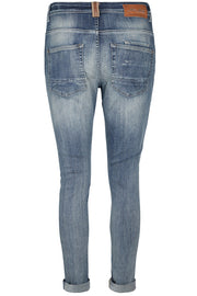 BRADFORD IDA JEANS | Light blue denim | Jeans fra MOS MOSH