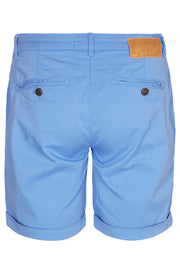 Perry chino shorts | Ultramarine | Chino shorts fra Mos Mosh
