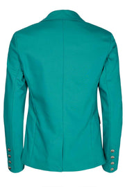BLAKE NIGHT BLAZER | Pool Green | Blazer fra MOS MOSH