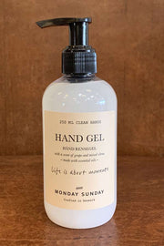 Moments Hand Disinfection 250 ml | Creme | Håndrens fra Monday Sunday