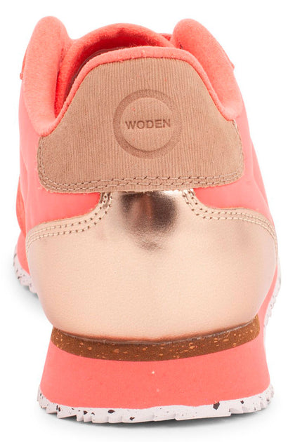 Nora ll | Sugar Coral | Sneakers fra Woden