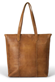 Jemma Bag Large | Burned Tan | Taske fra Re:Designed