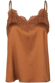 Silke top 1910 | Copper | Top med blonde fra Rosemunde