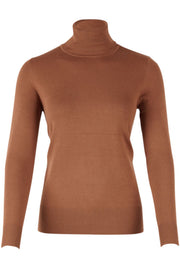 Roll Neck Sweater | Argan Oil | Rullekrave fra Saint Tropez