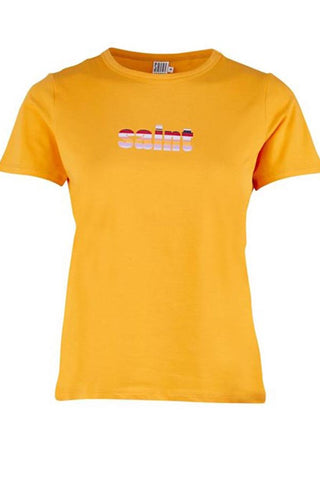 SAINT TEE | Orange | T-shirt fra SAINT TROPEZ