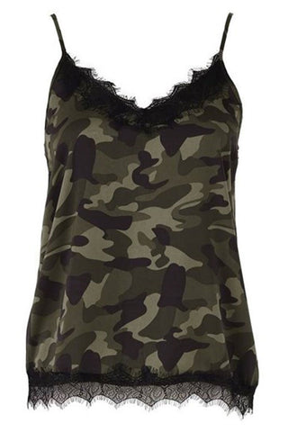 CAMO TOP T1100 | Army | Camouflage top fra SAINT TROPEZ