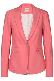 Blake Night Blazer Sustainable | Sugar Coral | Blazer fra Mos Mosh