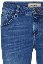 Sumner core luxe jeans | Blue | Jeans fra Mos Mosh