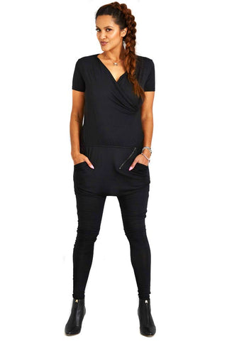 Heat Of The Night Jumpsuit - COMFY Copenhagen Buksedragt