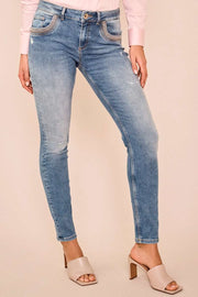 Bradford Mercury Jeans (Regular) | Light Blue | Bukser fra Mos Mosh