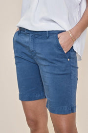 Marissa Air Shorts | Dark blue | Shorts fra Mos Mosh