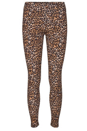 Ninni leggings | Leopard | Leggings fra Liberté