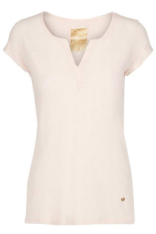 T-shirt - Troy Tee SS (Rose)