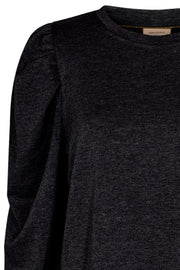 Off Pullover | Sort | Pullover fra Freequent