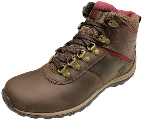Timberland Women's Norwood Mid Water Proof Dark Brown