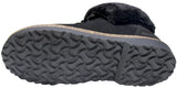 Birkenstock Bakki, Black, Hydrophobic-Leather