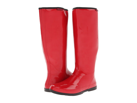 Women's Pacables Rain Boots Red