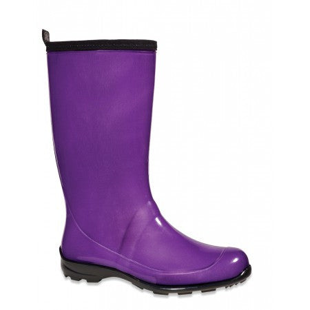 Kamik Heidi Rain Boot Dark Purple
