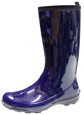 Kamik Women's Heidi Rain Boot Navy