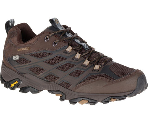 Merrell Moab FST Waterproof Hiking Shoe Brown