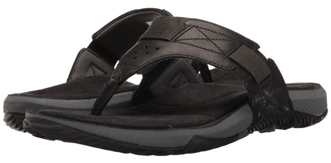 Merrell Men's Terrant Thong Sandals Black
