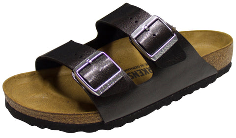 Birkenstock Arizona, Licorice, Birko-Flor, Graceful