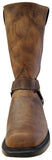 Men Boulet Rider Boots Brown