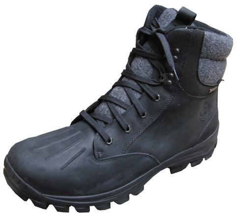 Timberland Men's Chillberg Mid Water Proof Black