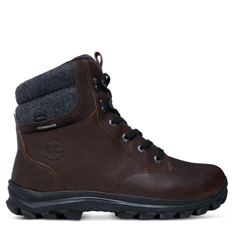 Timberland Men's Chillberg Waterproof Insulated Boots Brown