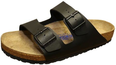 195c71b5a73 Birkenstock Arizona Soft Footbed Birko-Flor Black – Byward Centre
