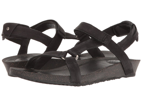 Teva Women's Ysidro Universal Sandals Black