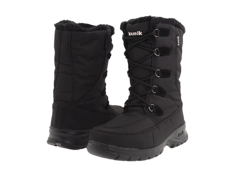 Women's Brooklyn Snow Boots Black