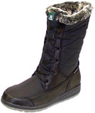Kamik Women's Quincy Snow Boots Black